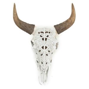Ox Skull Black By Boo Decoratie Bergsma Meubelen Friesland Gorredijk