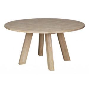 Wood Be Pure Eettafel Eiken Onbehandeld Bergsma Meubelen Friesland