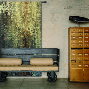 Urban Cotton Wandkleden New York Drops Bergsma Meubelen Gorredijk Meubelshow