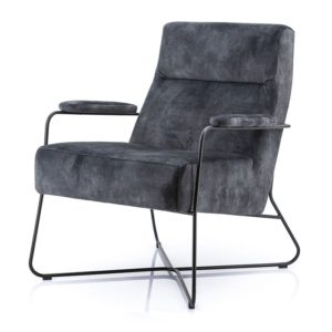 Fauteuil Arnold antraciet