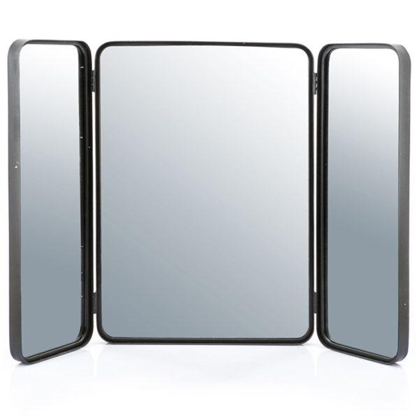 Spiegel Charming zwart