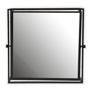Mirror in frame square