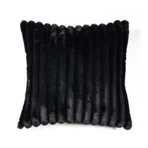 Sierkussen Wuzzy - Black