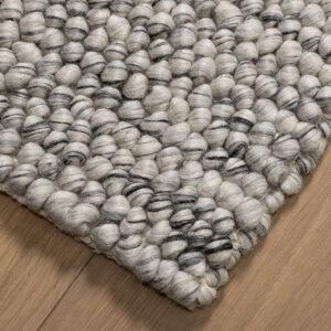 Shantra wool Cobble vloerkleed