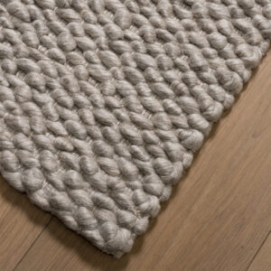 Shantra wool Honeycomb vloerkleed
